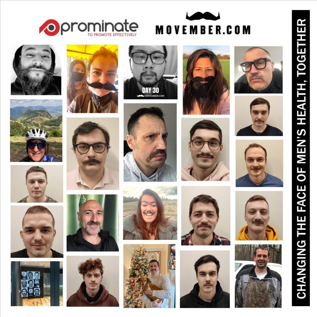 Prominate Movember