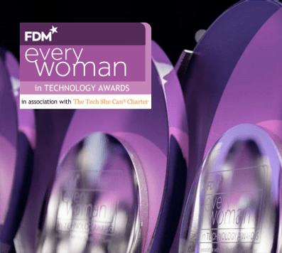 Prominate Everywoman in Tech Awards